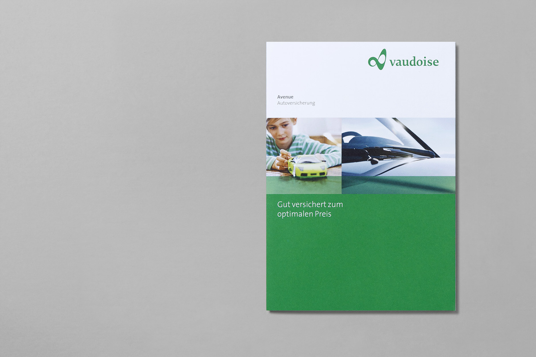 Autoversicherung Vaudoise