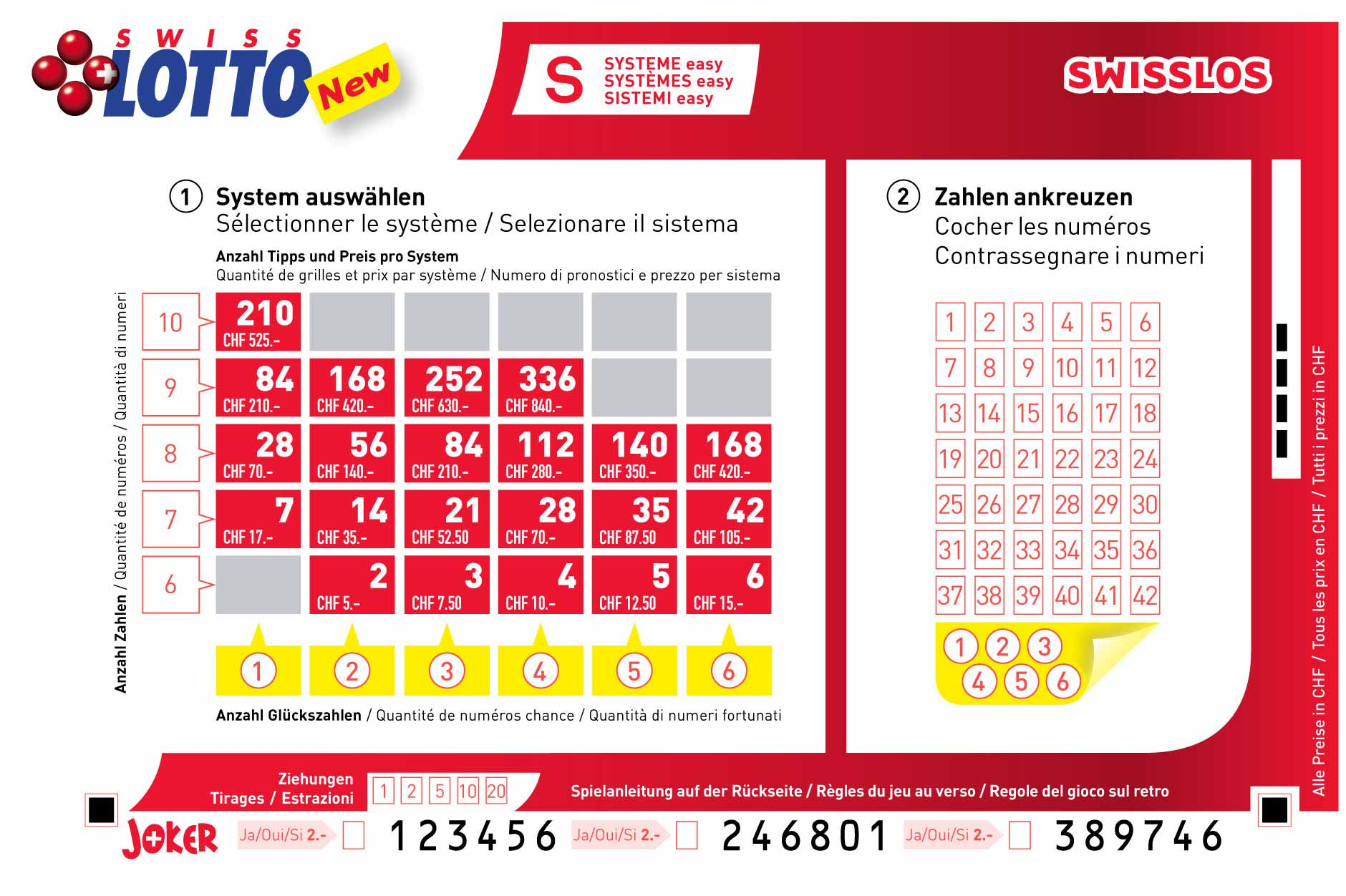 Swisslos Lotto