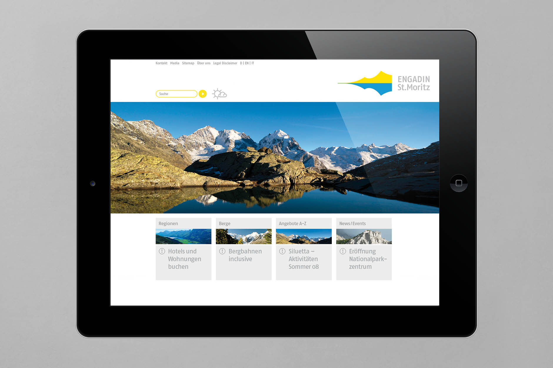 Engadin Tablet