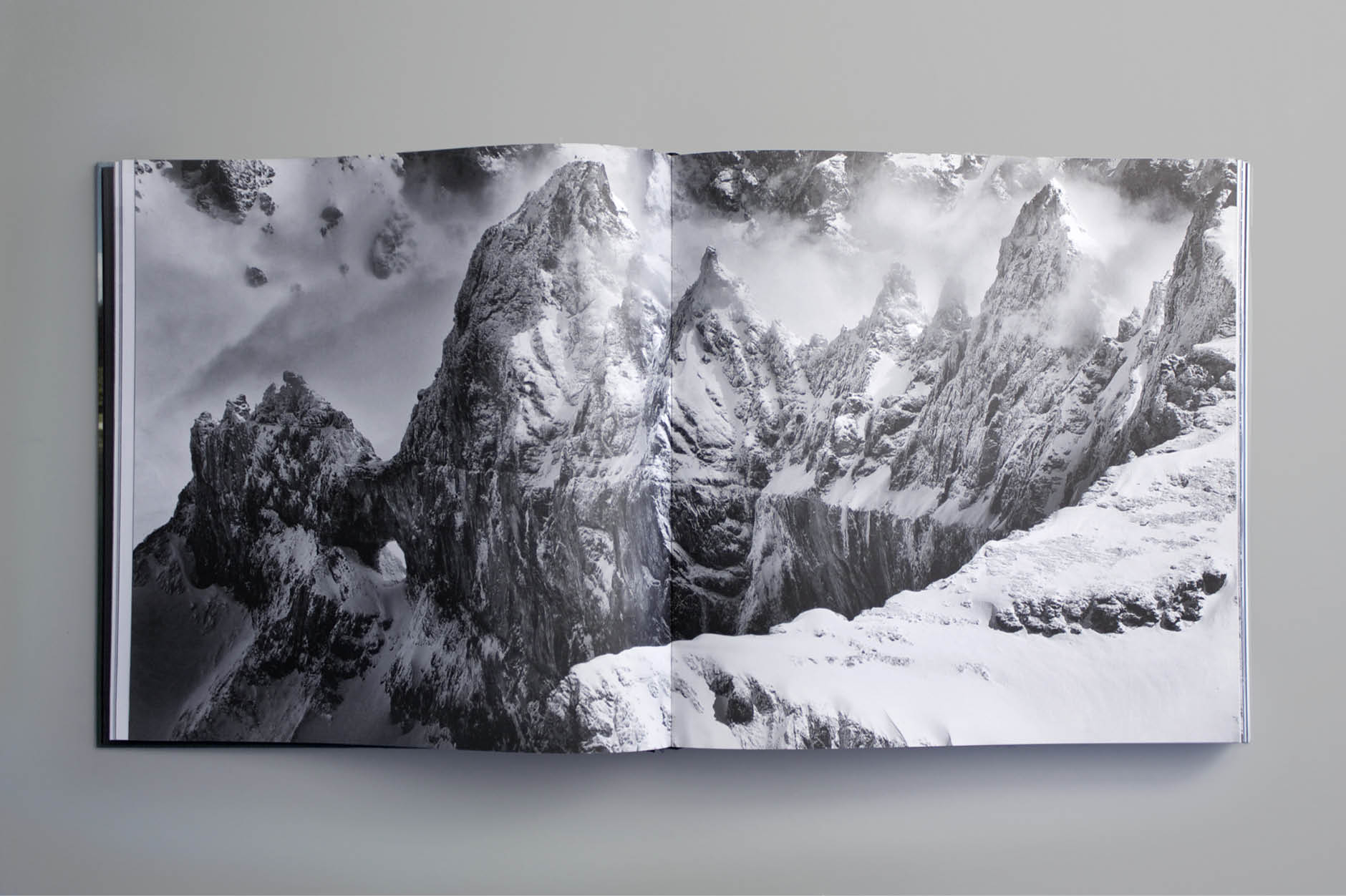 Prozess Wag Buch Berge